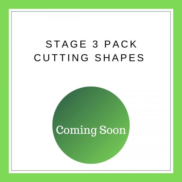 Stage 3 Cutting shapes Green